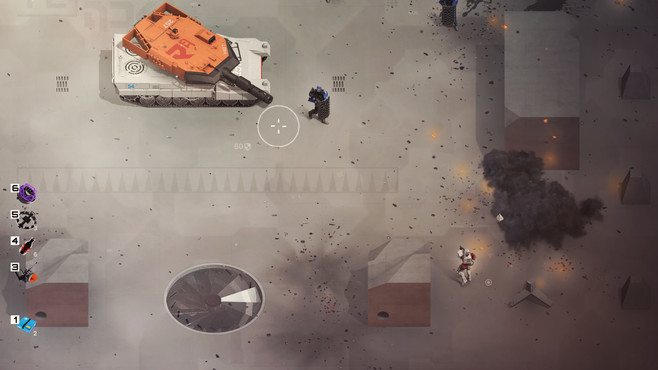 SYNTHETIK: Legion Rising Screenshot 2