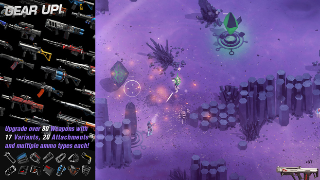 SYNTHETIK: Legion Rising Screenshot 6