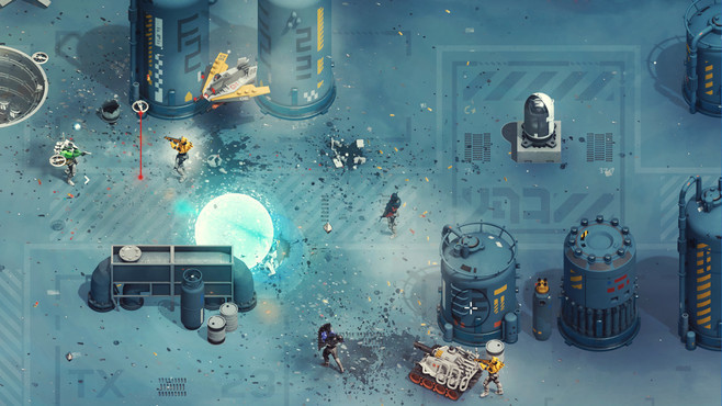 SYNTHETIK: Legion Rising Screenshot 7