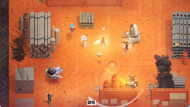 SYNTHETIK: Legion Rising Screenshot 8