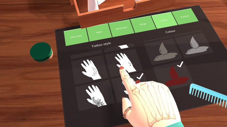 Table Manners: The Physics-Based Dating Game Screenshot 1