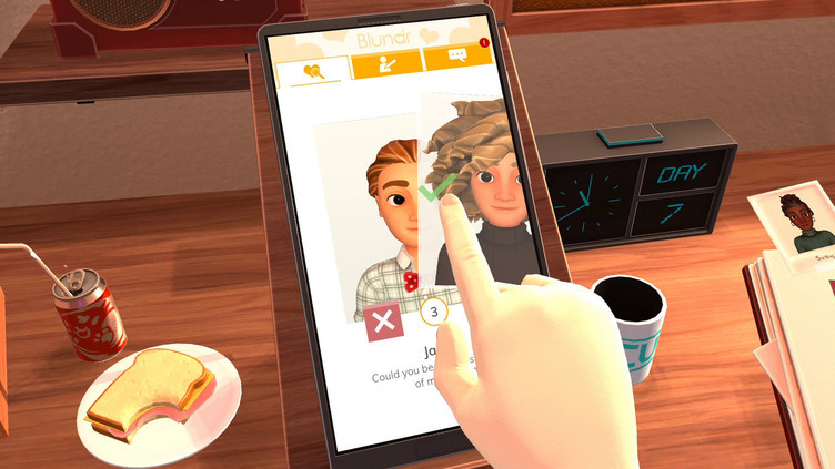Table Manners: The Physics-Based Dating Game Screenshot 2
