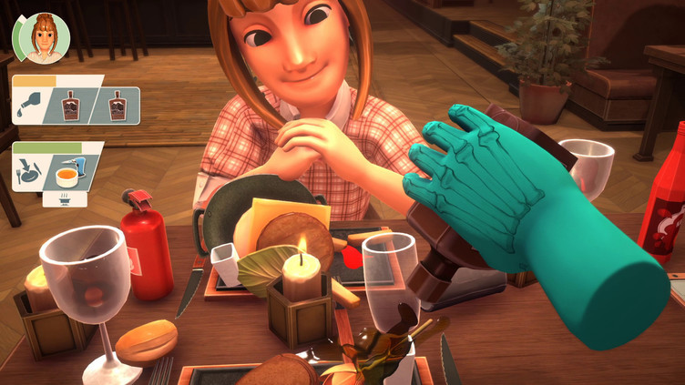 Table Manners: The Physics-Based Dating Game Screenshot 6