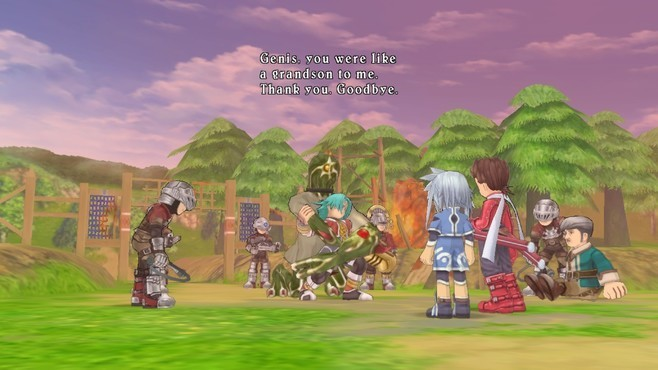 Tales of Symphonia Screenshot 2