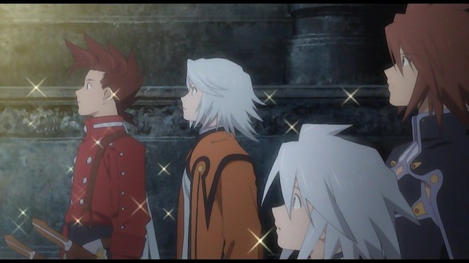 Tales of Symphonia Screenshot 3