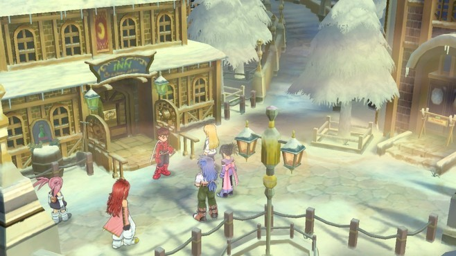 Tales of Symphonia Screenshot 4