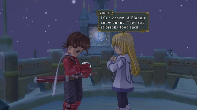 Tales of Symphonia Screenshot 5