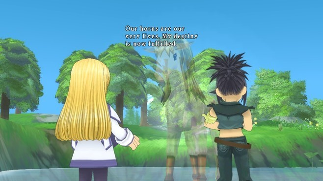 Tales of Symphonia Screenshot 6