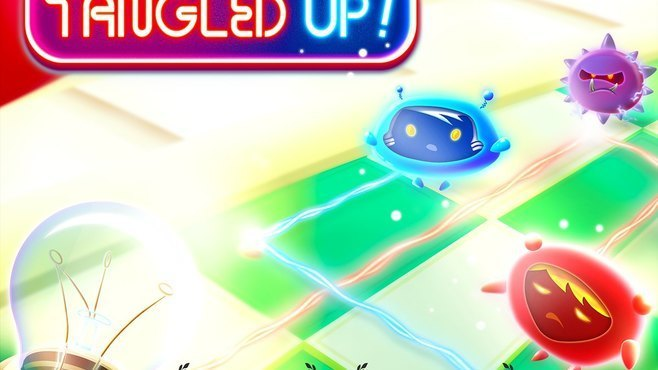 Tangled Up! Screenshot 4