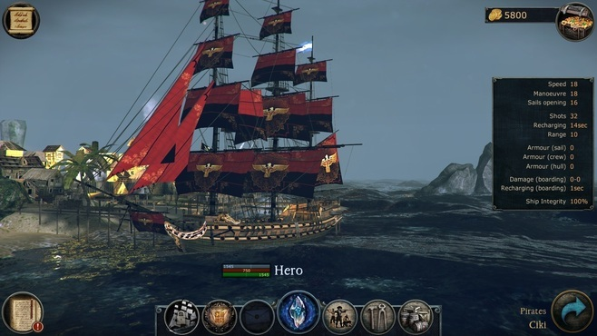 Tempest: Pirate Action RPG Screenshot 1