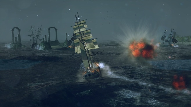 Tempest: Pirate Action RPG Screenshot 3