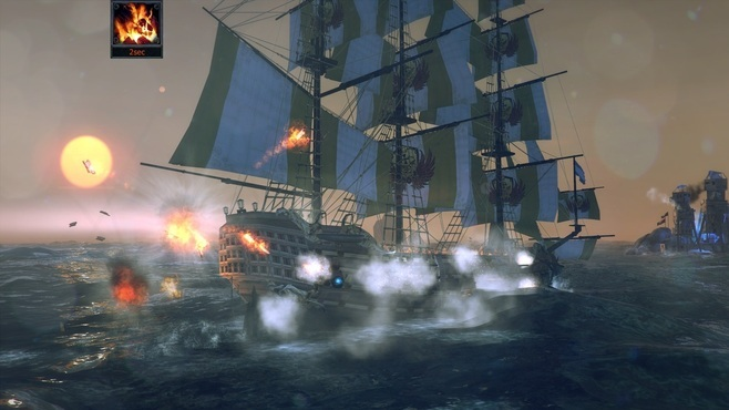 Tempest: Pirate Action RPG Screenshot 6