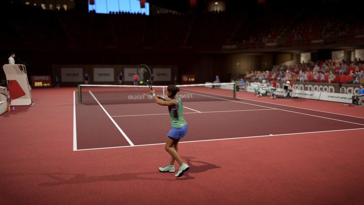 Tennis World Tour 2 Screenshot 1
