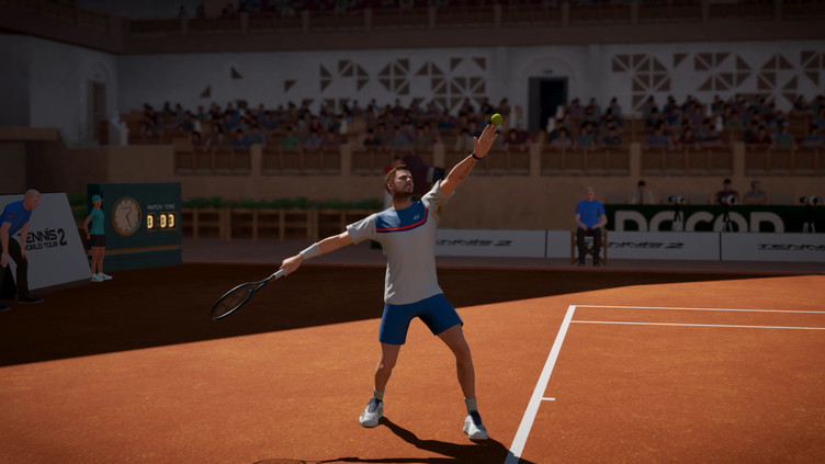 Tennis World Tour 2 Screenshot 2