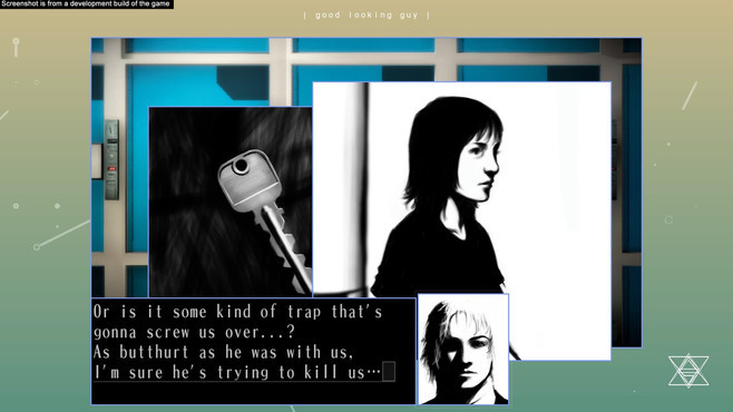 The 25th Ward: The Silver Case Screenshot 11