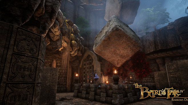 The Bard's Tale IV: Barrows Deep Screenshot 7
