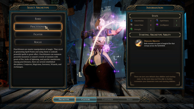 The Bard's Tale IV - Premium Edition Screenshot 3