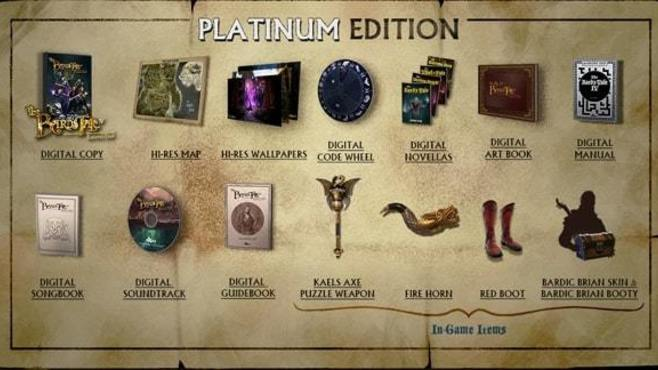 The Bard's Tale IV - Platinum Edition Screenshot 1