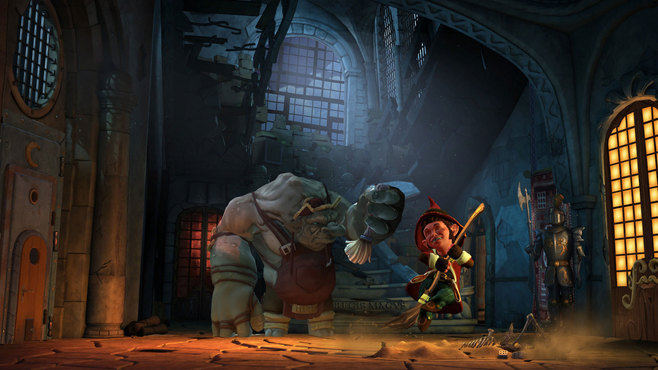 The Book of Unwritten Tales 2 Screenshot 4