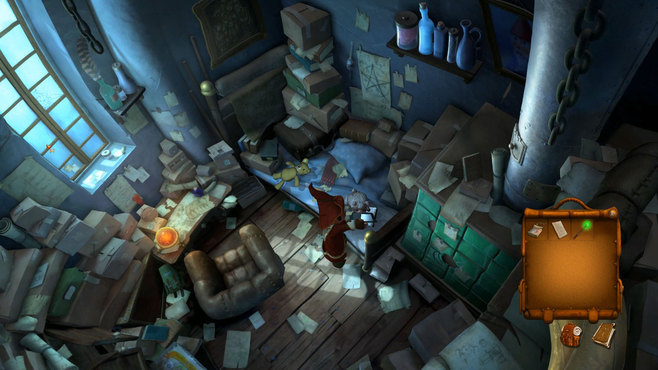 The Book of Unwritten Tales 2 Screenshot 11