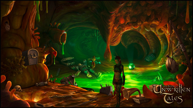 The Book of Unwritten Tales Collection Screenshot 3