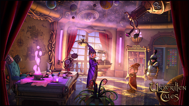 The Book of Unwritten Tales Collection Screenshot 7