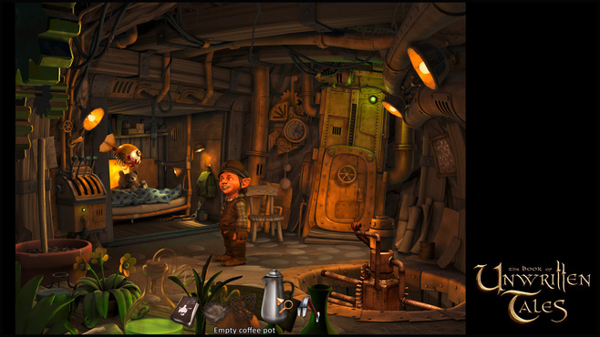 The Book of Unwritten Tales Collection Screenshot 9