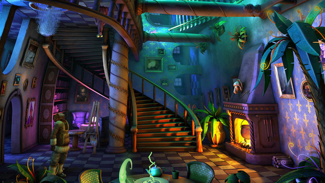 The Book of Unwritten Tales: The Critter Chronicles Screenshot 7