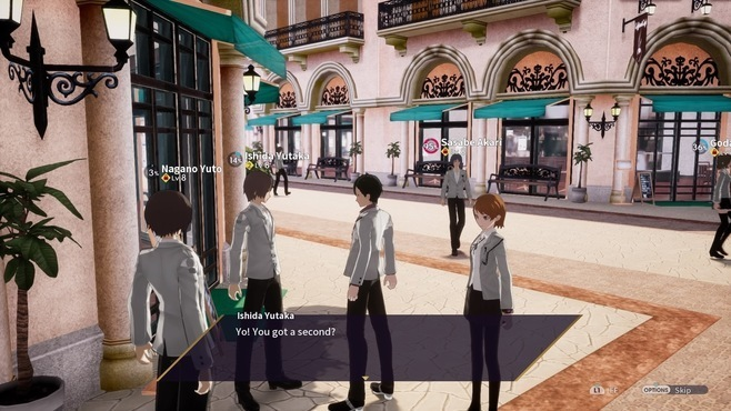 The Caligula Effect: Overdose Digital Limited Edition Screenshot 1