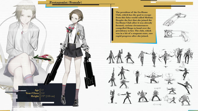 The Caligula Effect: Overdose Digital Limited Edition Screenshot 10