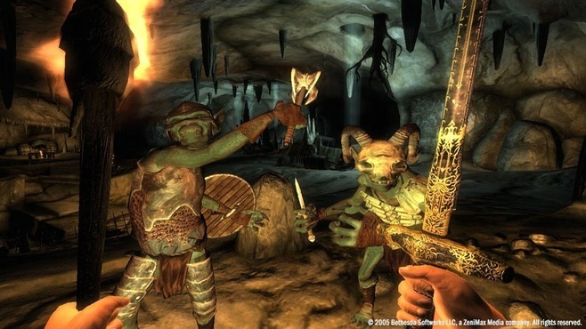 The Elder Scrolls IV: Oblivion Game of the Year Edition Deluxe Screenshot 8