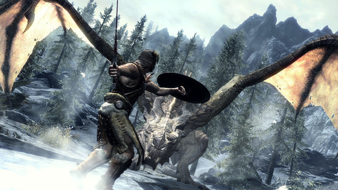The Elder Scrolls V Skyrim Screenshot 1