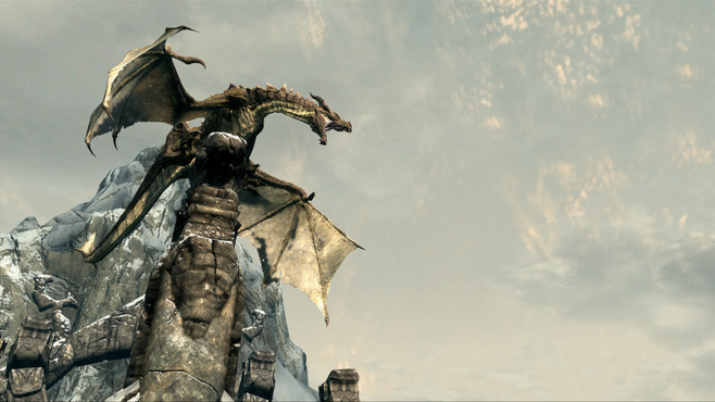 The Elder Scrolls V Skyrim Screenshot 2