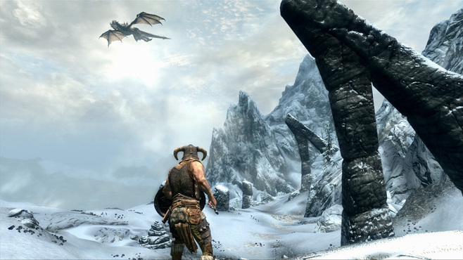 The Elder Scrolls V Skyrim Screenshot 3