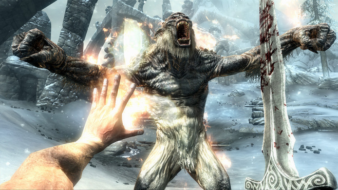 The Elder Scrolls V Skyrim Screenshot 10