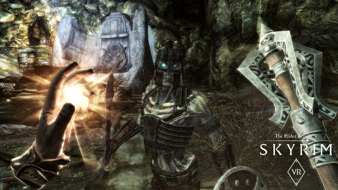 The Elder Scrolls V: Skyrim VR Screenshot 2