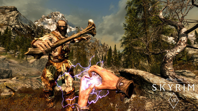 The Elder Scrolls V: Skyrim VR Screenshot 3