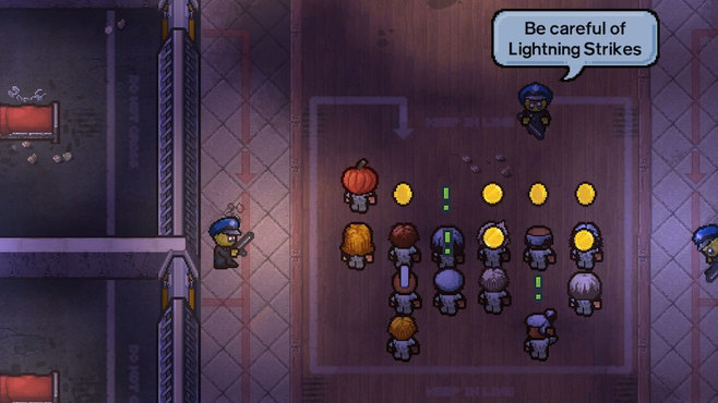 The Escapists 2 - Wicked Ward Screenshot 4