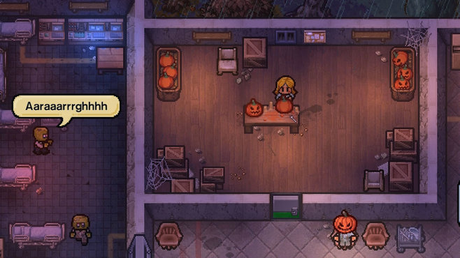 The Escapists 2 - Wicked Ward Screenshot 5