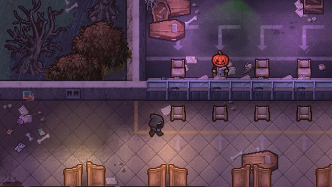 The Escapists 2 - Wicked Ward Screenshot 8