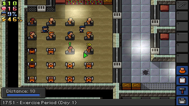 The Escapists - Alcatraz Screenshot 5