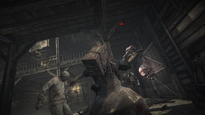 The Evil Within: The Executioner Screenshot 1