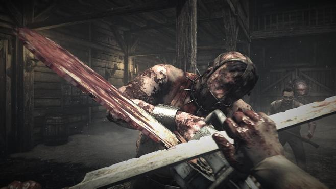 The Evil Within: The Executioner Screenshot 2