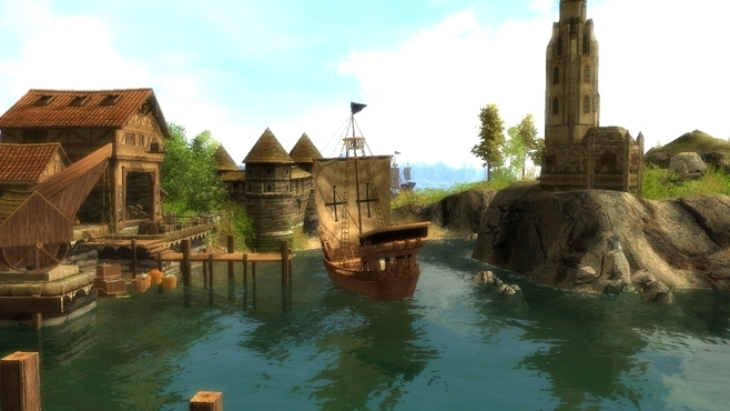 The Guild 2: Pirates of the European Seas Screenshot 3