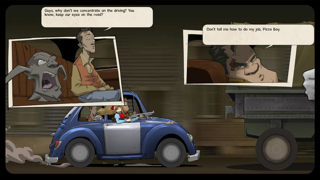 The Interactive Adventures of Dog Mendonça & Pizzaboy® Screenshot 7