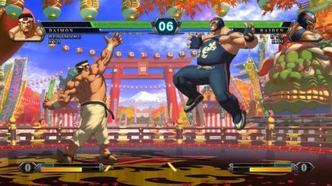 The King Of Fighters XIII Steam Edition Screenshot 1