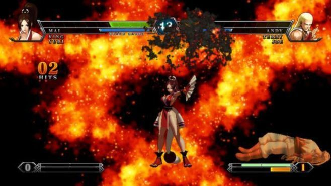 The King Of Fighters XIII Steam Edition Screenshot 4