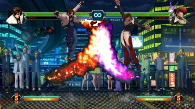 The King Of Fighters XIII Steam Edition Screenshot 5
