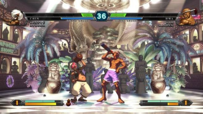 The King Of Fighters XIII Steam Edition Screenshot 6