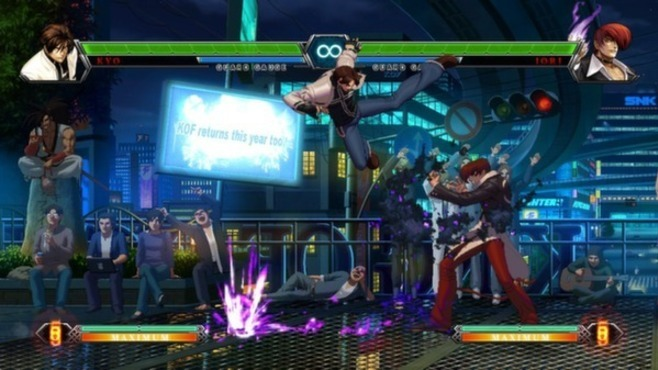 The King Of Fighters XIII Steam Edition Screenshot 7